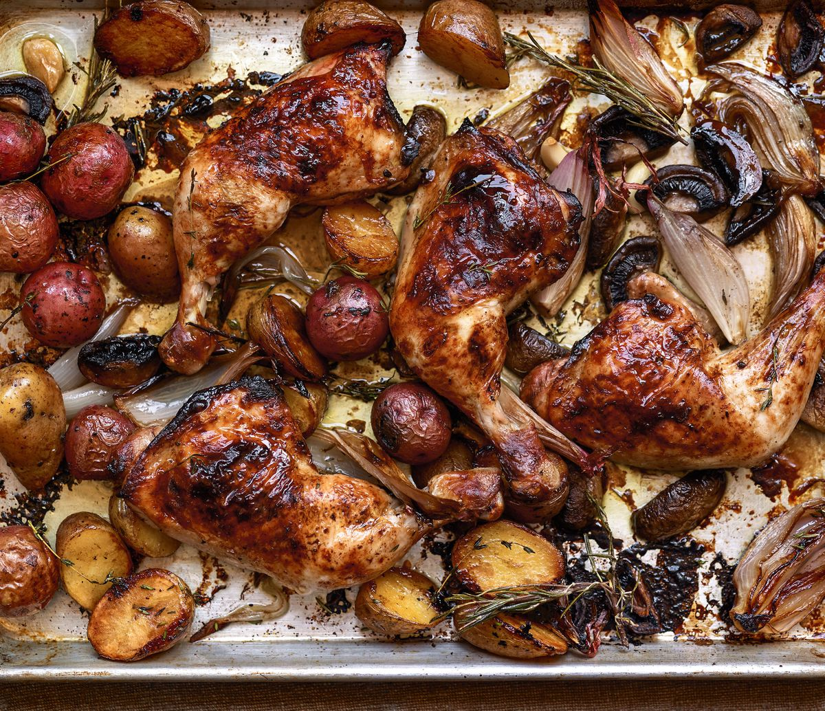One-pan-chicken