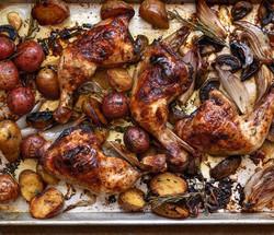 One-pan-chicken