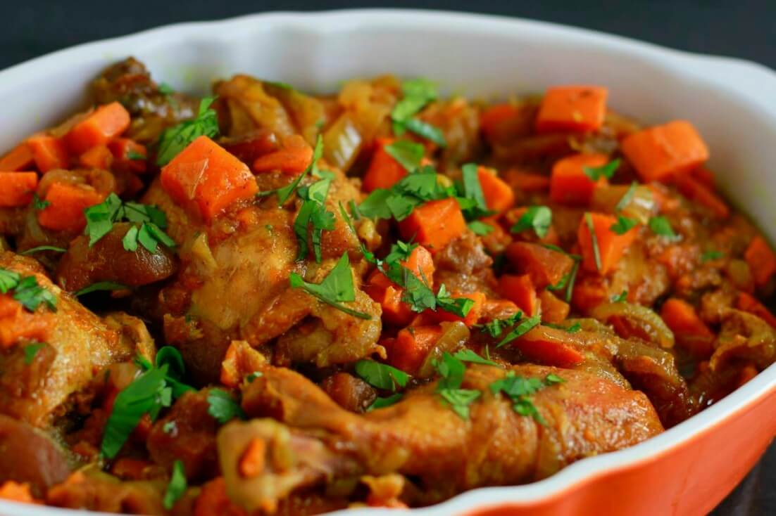 Moroccan-Chicken