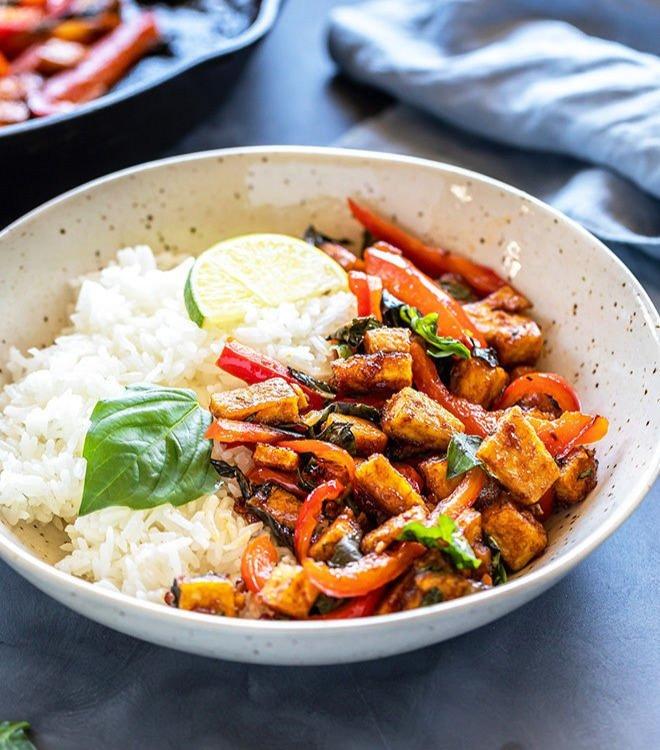 Basil-Tofu-Stir-Fry
