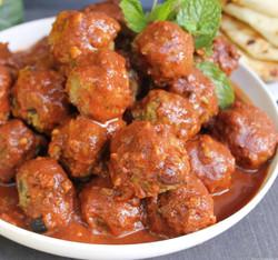 Cardamom Meatballs