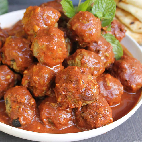 Meatballs in Tomato Sauce 3 servings