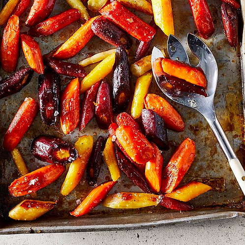 Balsamic Carrots 2 servings