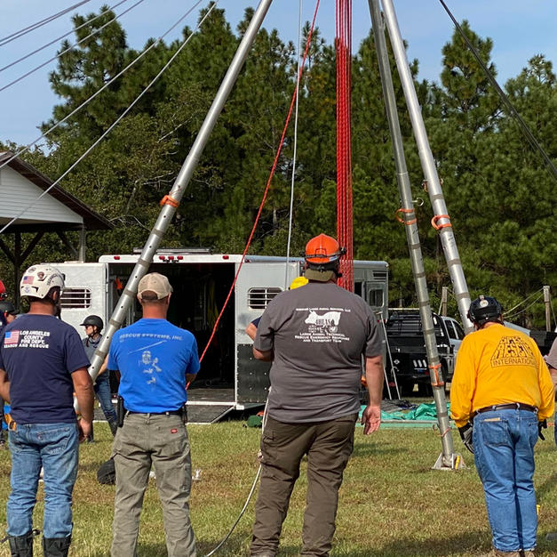 4Hooves Large Animal Technical Rescue Training