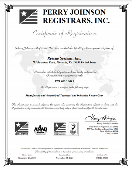 RSI ISO Certification.PNG