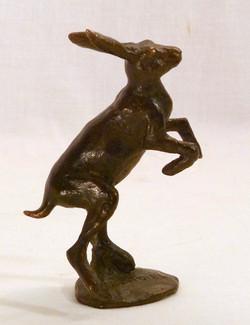 Lièvre - Bronze