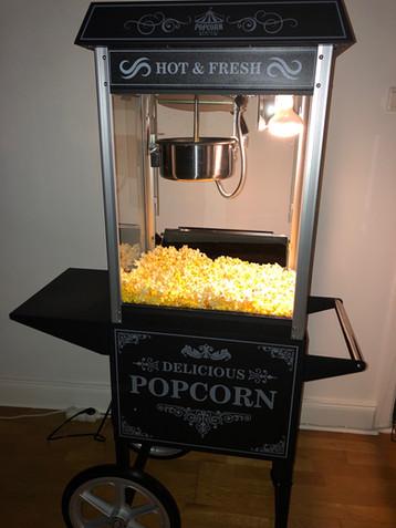 Popcornmaskin