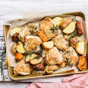 30 Minute Roast Dinner