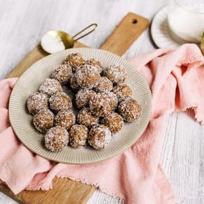 Fig & Almond Balls