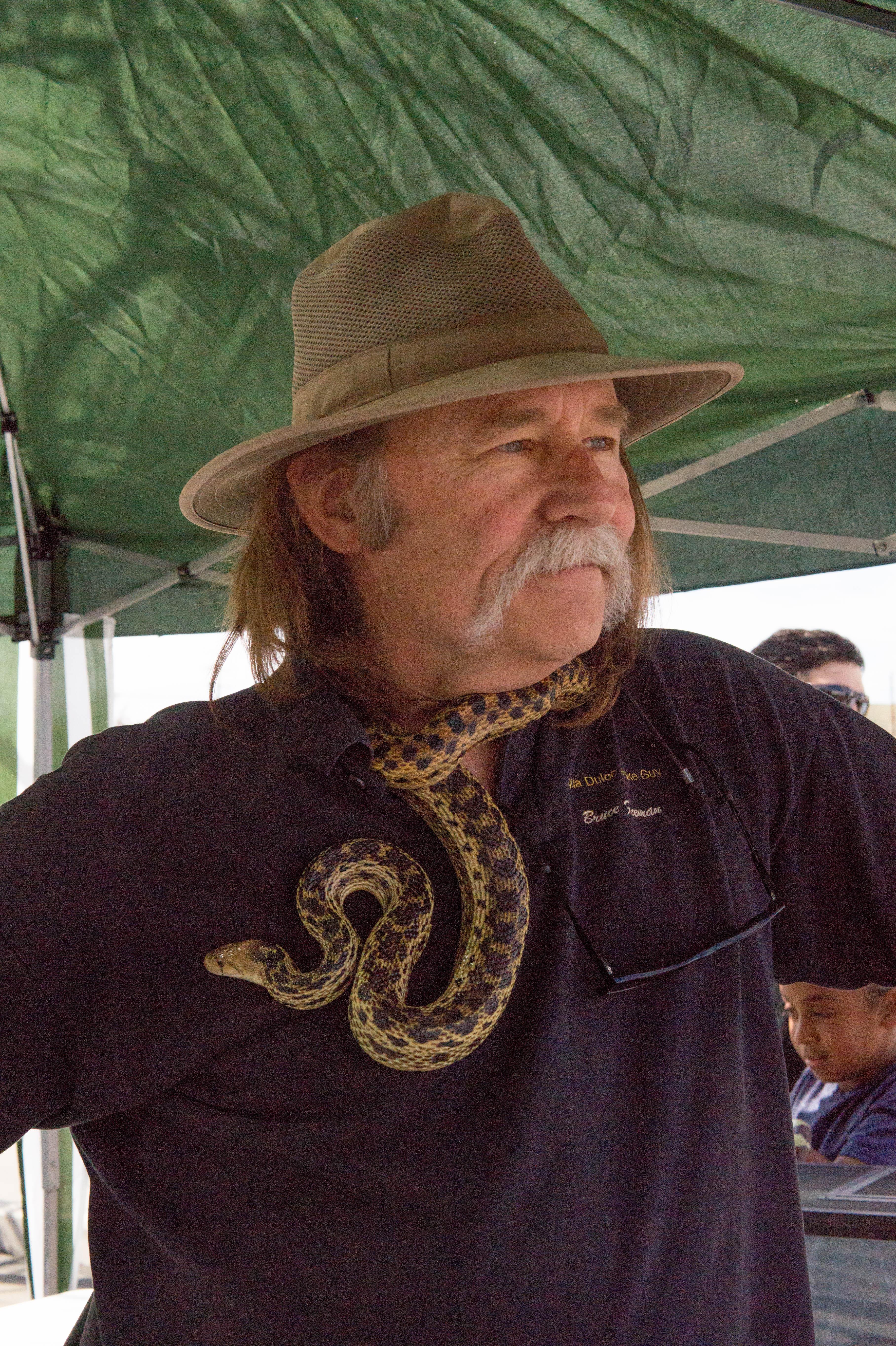 """""""The Snake Guy"""""""