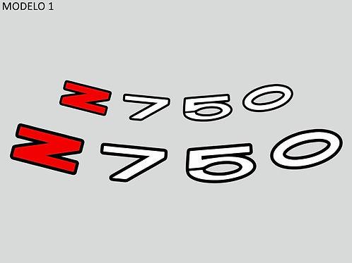 Z 750