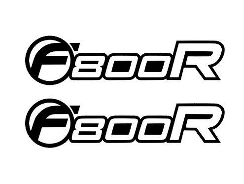 F 800 R