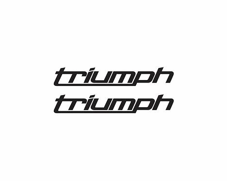 Triumph moderno