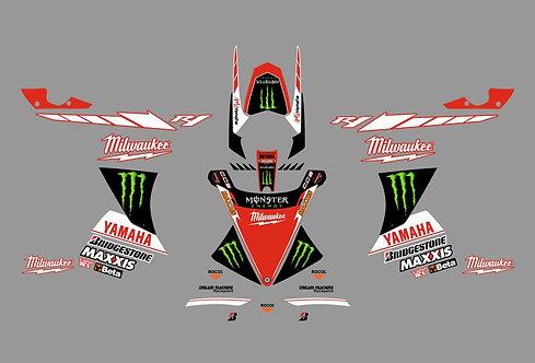 R1 - 2009 / 2012 -  Kit Milwaukee