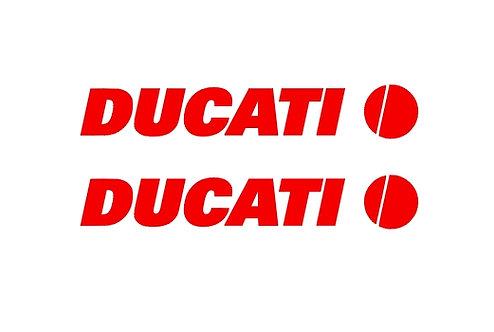 Ducati log