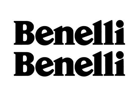 Logo Benelli pareja