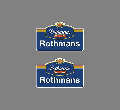 Rothmans escudo