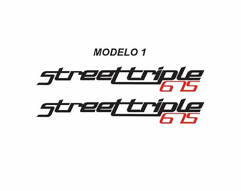 Street Triple 675