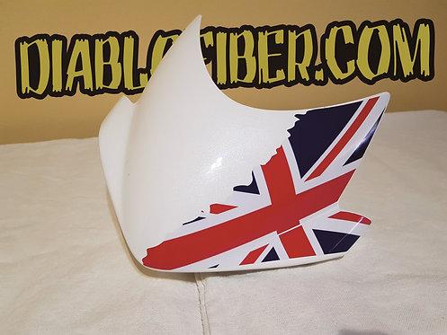 Adhesivo cúpula Reino Unido Street Triple/R 675