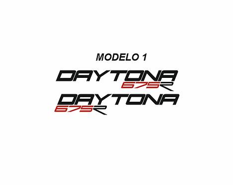 Daytona 675 R