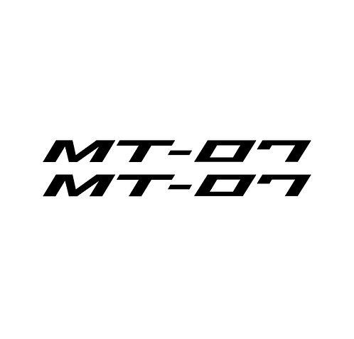MT - 07