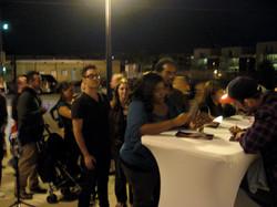 """Autographs"" - The Art Officials"