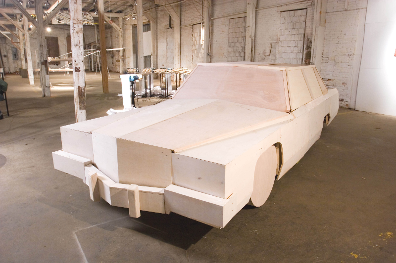 """An Vehicle"" - Antonio Darden"