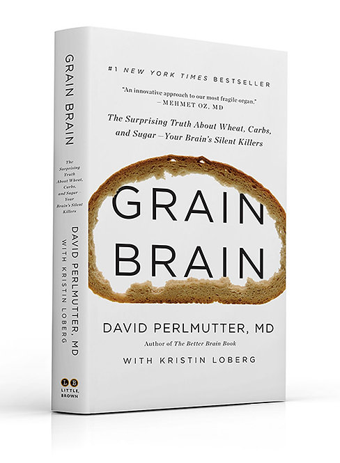 Grain Brain by Dr David Perlmutter