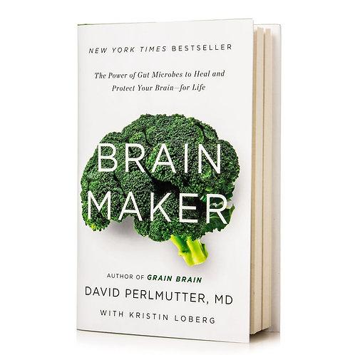 Brain Maker by Dr David Perlmutter