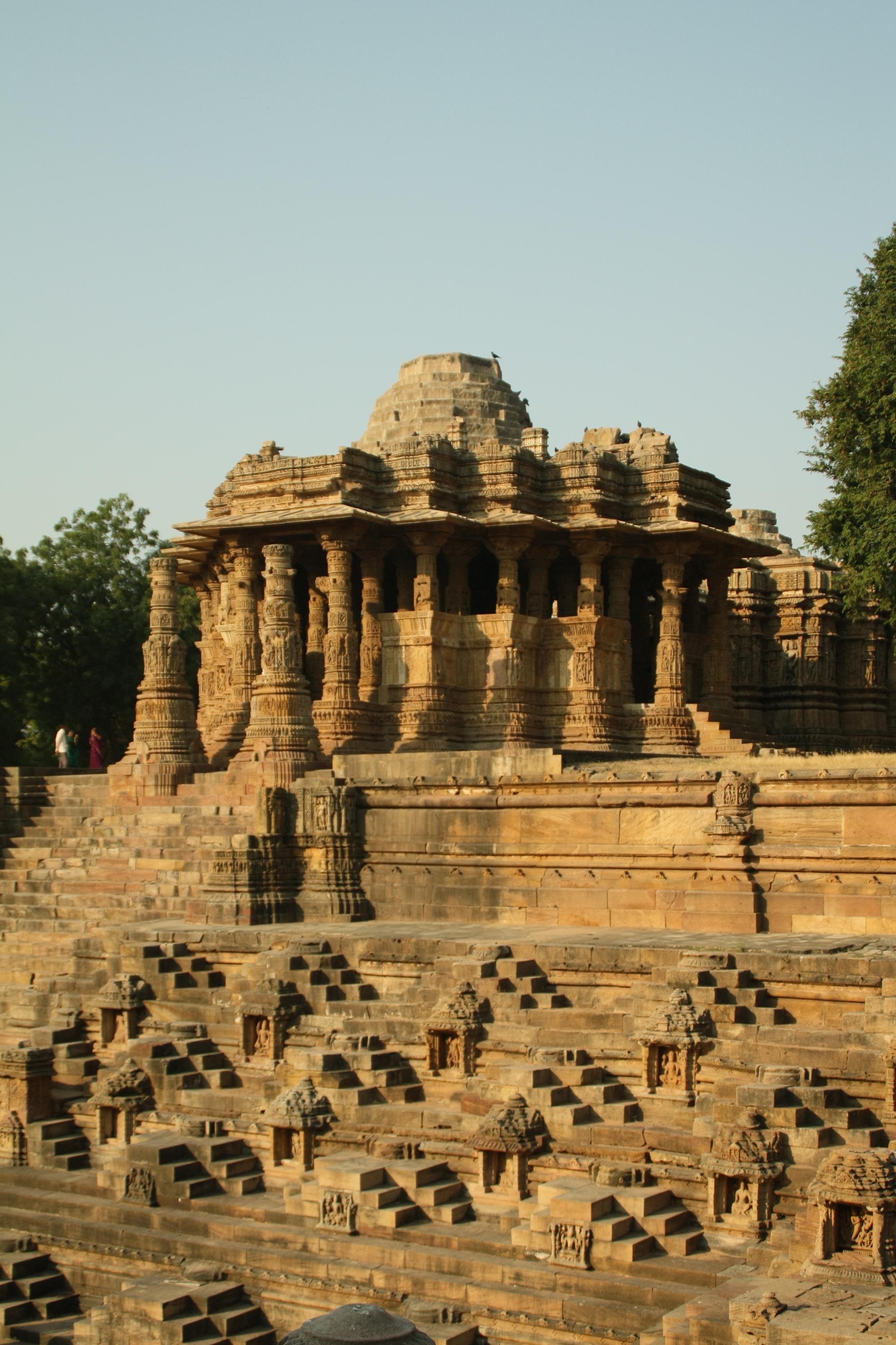 sun temple: modhera