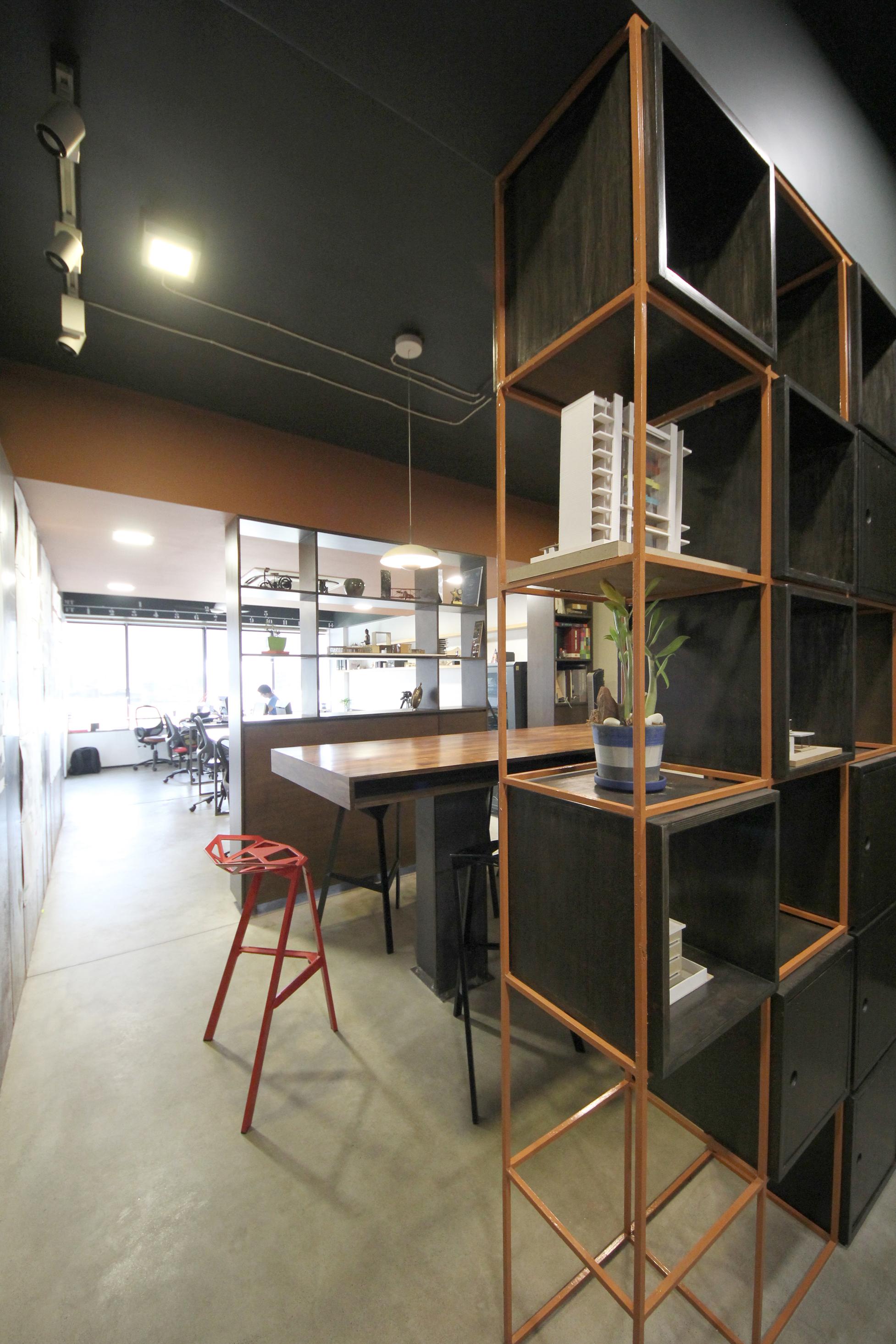 RIAS studio