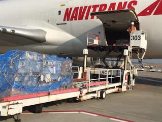 Navitrans weekly Round-the-World and Japan, Hong Kong, China 747-400F Service