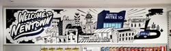 Mitre 10 Mural