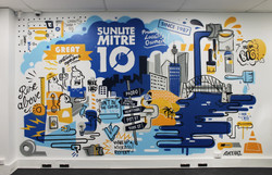 Sunlite Mitre 10 Head Office Sydney
