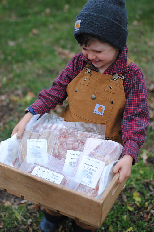 Meat Subscription - Small Sampler Box