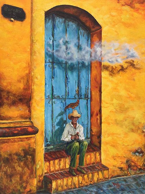 Raul Gomez, El Gallero Soñador, The Dreamer,