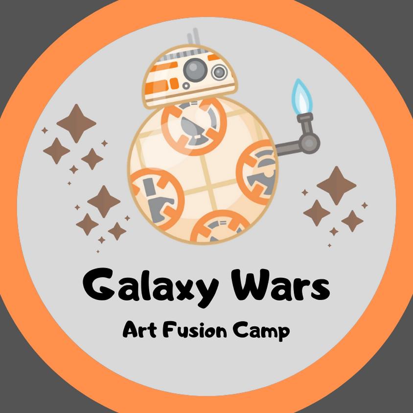 Galaxy Wars Camp (Grades 1st – 9th)