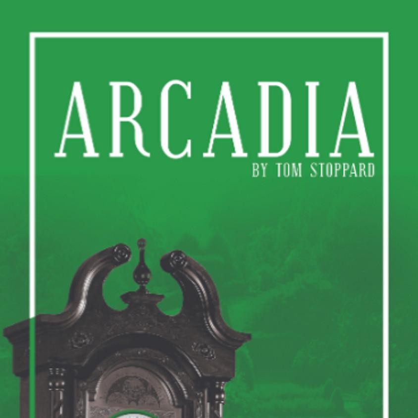 Arcadia  - by Tom Sheppard