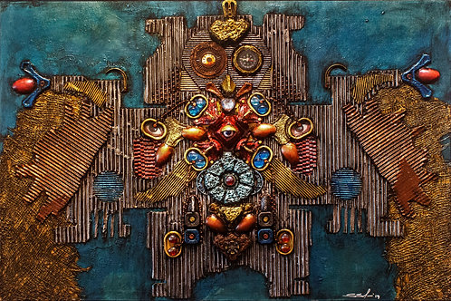 Selmi, Alejandro - Owl of Wisdom