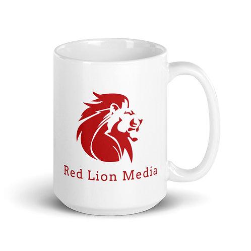 Red Lion Media - Ceramic Mug