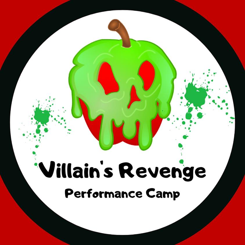 Villain's Revenge Camp (Grades 1st – 9th)