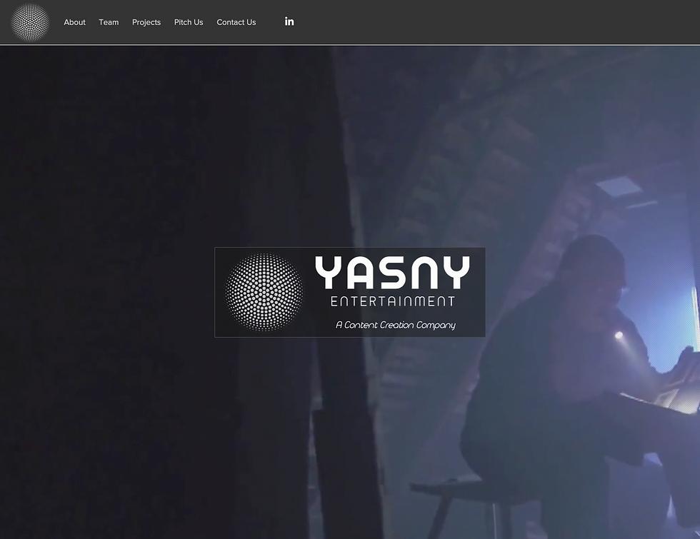YASNY Entertainment site launch!