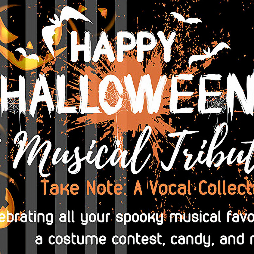 Happy Halloween - A Musical Tribute