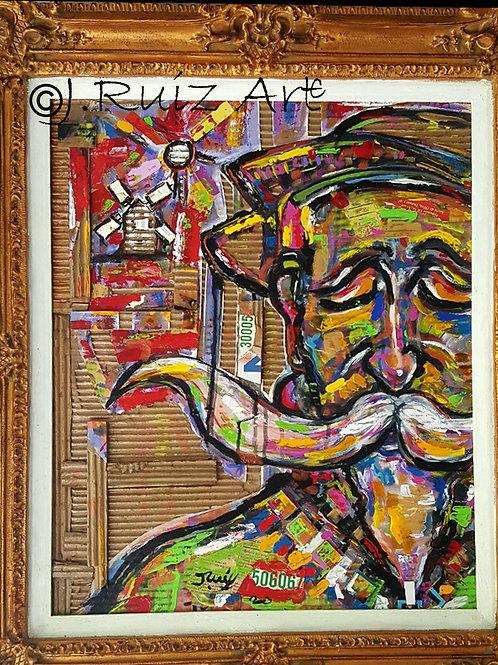 Ruiz, Jesus - Don Quixote Reflecion de la Jornada