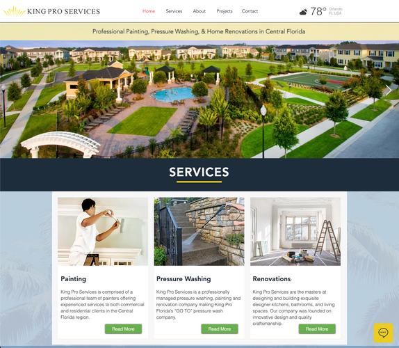 GoKingPro Home Page