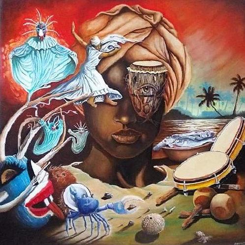 Jose Sanchez, Majestad Negra al Son de Bomba y Plena