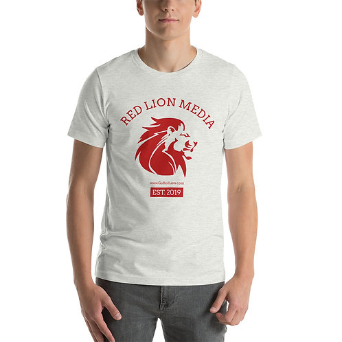 Red Lion Media -  Heather T-Shirt
