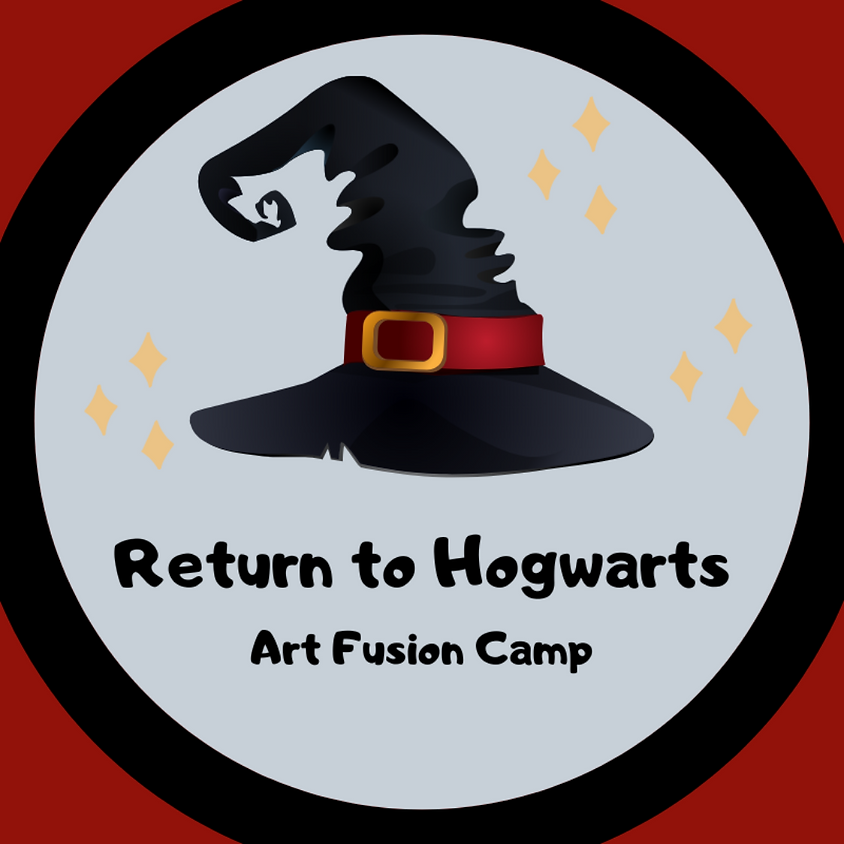 Return to Hogwarts Camp (Grades 1st – 9th)