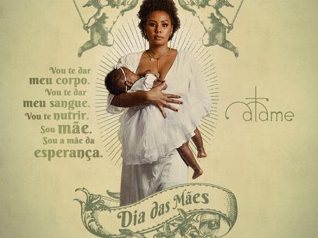 Dia das mães. Amamentar: um direito de todas