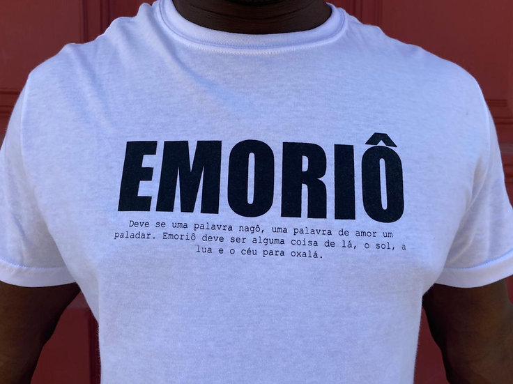 T-Shirt Emoriô